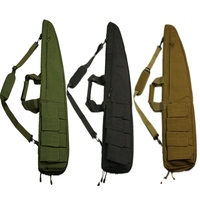 Hunting 90cm wider Heavy Duty Gun Carrying Bag Tactical Rifle Case shoulder pouch for Hunting