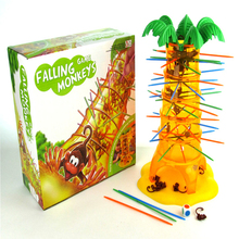 Falling Monkeys Game