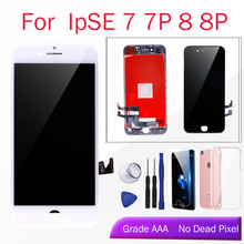 LCD Screen For iphone 7 moude Display Touch Digitizer Assembly Replacement Pantalla ecran for 7P 8 8P GIFTS