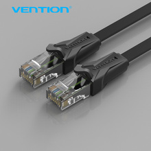 Vention Flat Ethernet Cable CAT 6 RJ45 Network Ethernet Patch Cord Lan Cable Laptop Cable for Computer Router(China (Mainland))