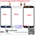 Original New For Samsung Galaxy Mega 5.8 i9150/Duos i9152 P709 Touch Screen Digitizer Black/White/Blue Touch Panel Touchscreen