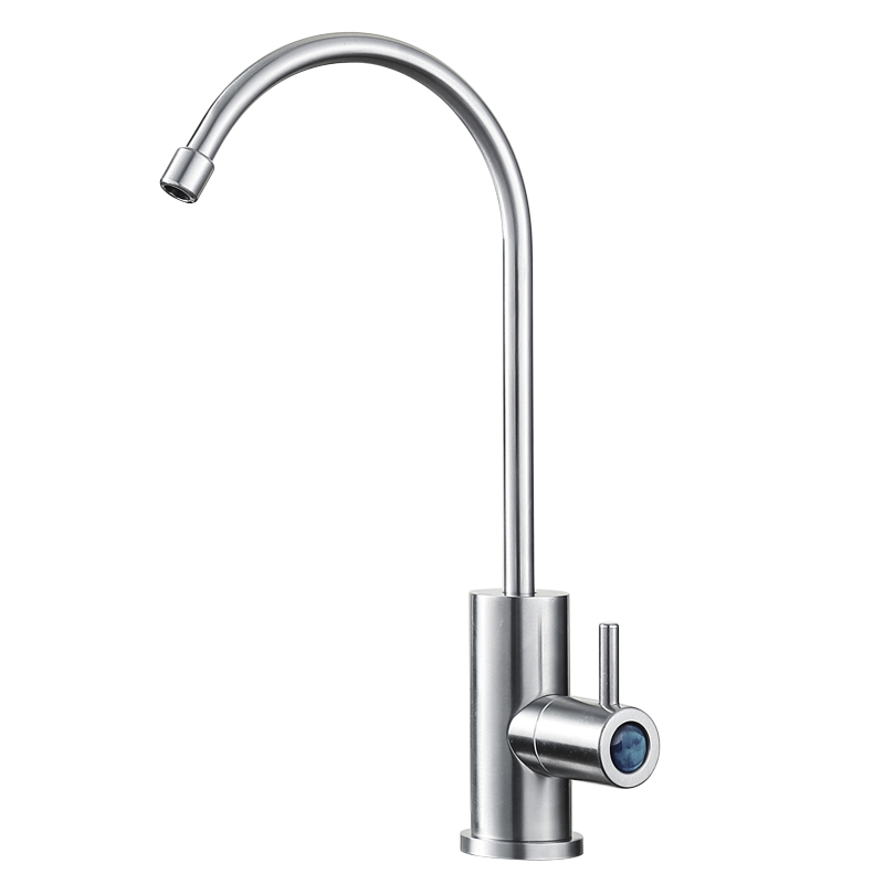 Kitchen Faucet No Water: FD532 Healthy 304 Stainless Steel Torneira De Cozinha