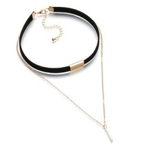 Chain Tassel Chokers Necklace