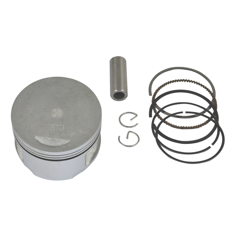 For Honda KWO Steed 600 Bore Standard Size 75mm 25 50 Motorcycle Engine Accessory Piston Ring