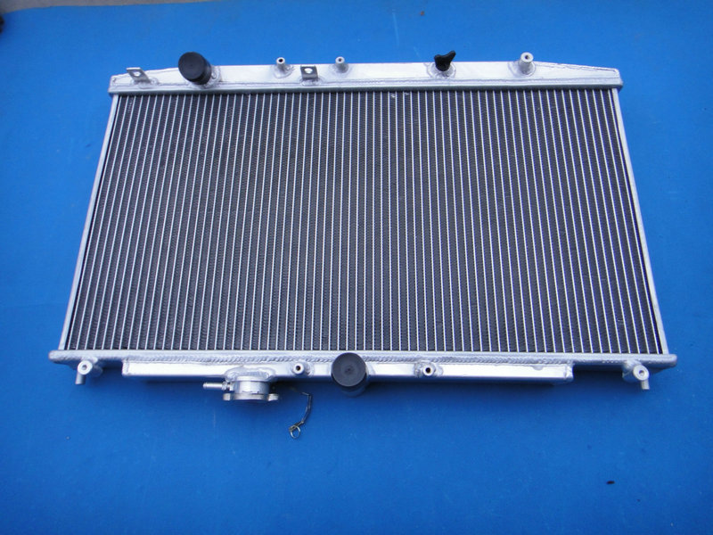 Aluminum Radiator HONDA ACCORD SIR//SIRT CF4 MT 1998-2002 99 00 01 2002 2001