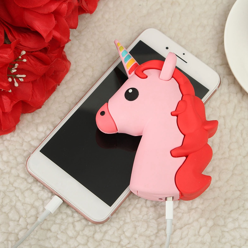 HTB1DlOlQVXXXXavXVXXxh4dFXXX3 - Universal Unicorn Shaped Backup Battery 2600mAh Charger Power Bank Charging For iPhone For Samsung Smart Phones Power Supply