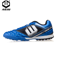 AOJU Professional Soccer Boots Football Shoes Men Women Outdoor TF Turf Soccer Cleats Adults Boots Athletic Trainers Sneakers