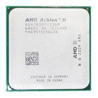 のamd athlon ii x2 280デュアルコアcpuプロセッサ3.6 ghz/l2 = 2メートル/65ワット/2000 ghzソケットam3 am2 + 938ピン