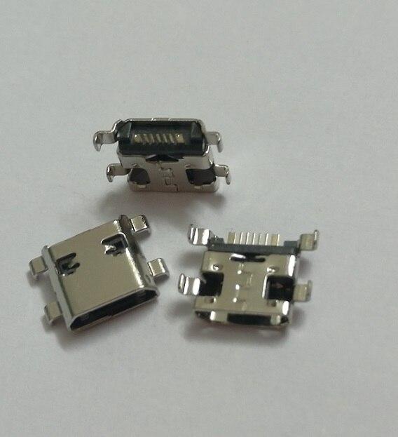 500pcs lot For Samsung Galaxy S3 Mini i8190 Micro Usb jack Charger Charging socket Connector Plug