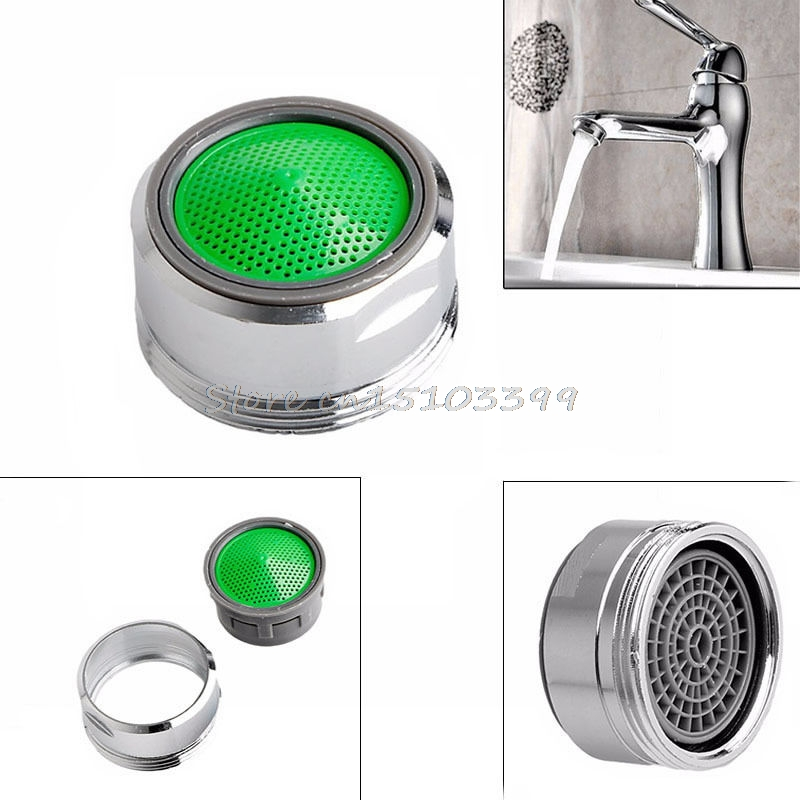 1Pc 2.35mm Water Saving Spout Faucet Tap Nozzle Aerator Filter Sprayer Drop Ship