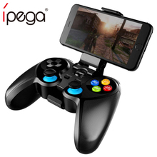 iPega PG 9157 PG-9157 Gamepad Trigger Pubg Controller Mobile Joystick For Phone Android iPhone PC Console Control Pugb Game Pad new pg 9087 bluetooth gamepad wireless gamepad android pc joypad game controller joystick for pubg mobile gaming pg 9087