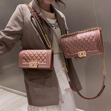 YIQIN BERYL Luxury Brand Gradient Color Jelly Bag Plaid Matt Gold Chain Shoulder Messenger Lady Clutch Purse Beach Handbag