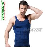 2015 New Hot Zerobodys Body Shaper Firm Shaping Fat Burning Slim Shaping Bodysuit Incredible Mens Lift