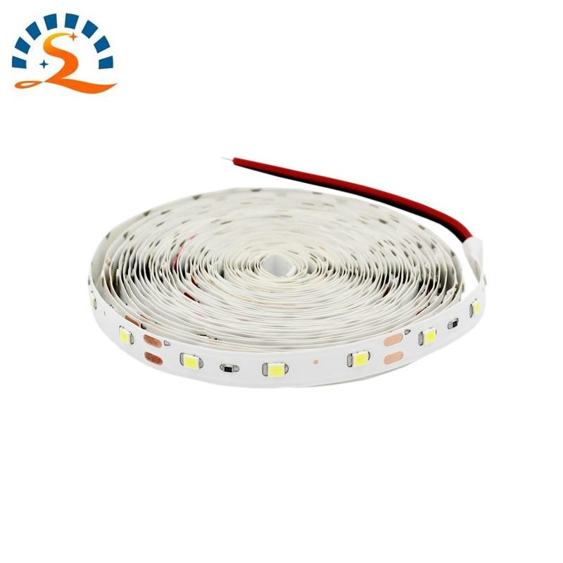 1m 2m 3m 5m LED Strip Lights RGB Warm White Blue Red Green Flexible light strip 2835 Not waterproof  Beautiful decorative lamps