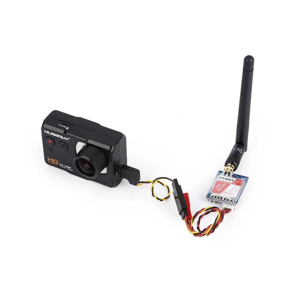 FT48X 5 8G 25 600mw Adjustable 48 Channel Wireless AV Video Transmitter