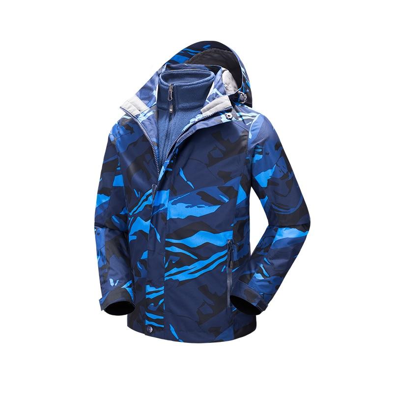 793b55b2a Tectop New Winter 3 in 1 Kids Hiking Jackets Children Boys Girls ...