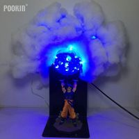 Dragon Ball Son Goku Strength Bombs Luminaria Color LED Cloud DIY Night Light Holiday Gift Room Decorative Led Lighting