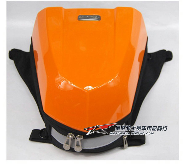 New model UGLYBROS Rear racing motorcycle bag bag of high-strength plastic bag hump back seat towing package free shipping free shipping 2017 new oxford cloth motorcycle saddle bag helmet package moto saddle bag waterproof cover plastic plate
