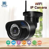 ZSVEDIO Surveillance Cameras CCTV Monitor WIFI Camera CCTV Camera WIFI Cameras IP NVR Waterproof HD Night