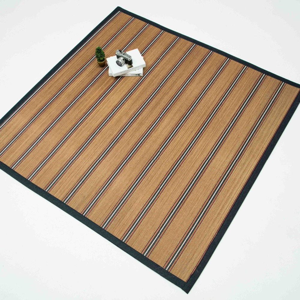 Floor Large Rug Bamboo Carpet Tatami Mat Living Room Mattress Portable Modern Fashion Luxury Oriental