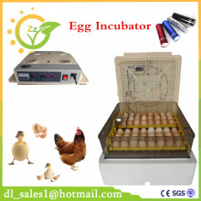 2016 New Digital Automatic egg incubator 96 chicken egg hatching machine Turning chicken gooose quail duck egg  poultry