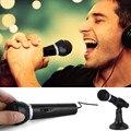 Горячие Продажи Net Чат КТВ Речи Микрофон Микрофон Стенд Для Настольных Пение # UO