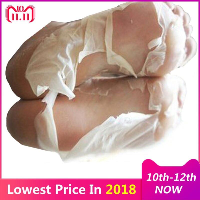 1Pair Hot MiFo Super Exfoliating Foot Care Socks For Pedicure Sosu Socks Peeling Foot Care Beauty Feet Mask