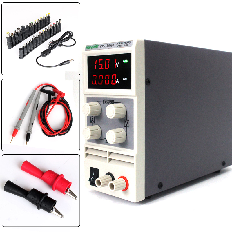 High quality for mobile phone maintenance 15V 5A Adjustable DC power supply dps3003 adjustable dc digital control power supply 12v24v high power mobile phone maintenance power suites dc depressurization m