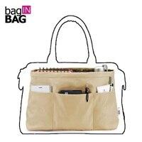 Women Organizer Bag In Bag Travel For Trapezoidal Bags Fashion Women S Handbag Small Bag Storage