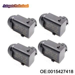 Image 1 - 4 pcs PDC Parking Sensor For Mercedes Benz W163 W164 W203 W210 W211 W220 CL500 0015427418 0035428718 A0015427418 car accessories