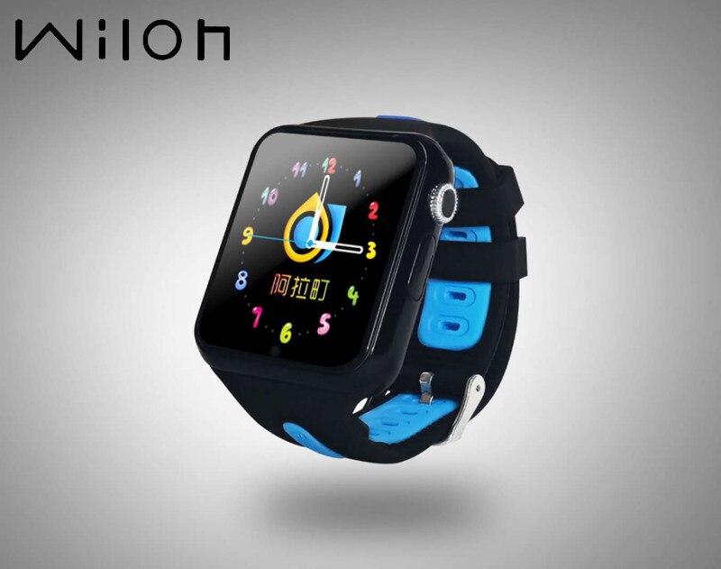 GPS Tracker Watch For Kids Waterproof Smart Watch V5K Camera SOS Call Location Device Tracker Children's Smart Watch
