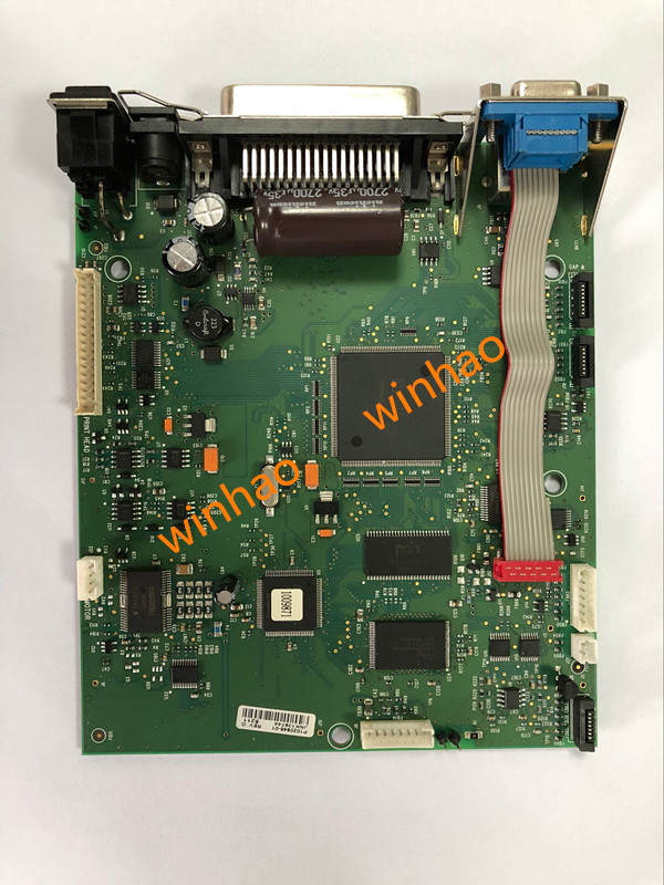 high quality motherboard mainboard mother board main board for GK420T label printer цена