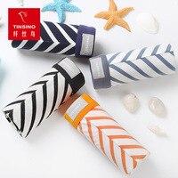 2017 New Fashion Mens Boxer 4 pcs/lot Elastic Fabric Classical Stripe Pattern Mens Underwear Shorts High Quality Free Shipping