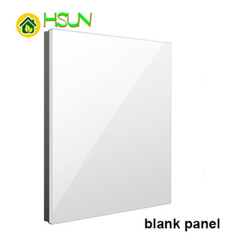 86 Type White Tempered glass Switch 1 2 3 4 gang 1 2 way Lizard Point Switch Comuter TV Telephone Socket Household Wall Switch 10
