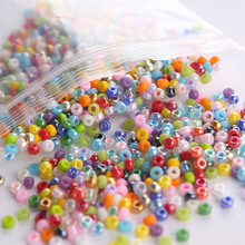 Taidian 2MM mutilcolor Japanese  Miyuki Round bracelet beads For Beading 5grams/lot about 485 pieces