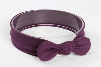 MengNa Top Quality Girl\'s Knot Bow Headband Newborn Cotton Headbands Kids Top Knotted Bow Headband 30pcs/lot 16 Color