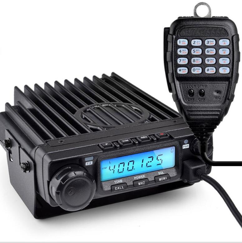 Ad alto Rendimento Baofeng BF-9500 UHF 400-470 mhz Auto intercom CTCSS/DCS baofeng Car radio Moblie Pofung