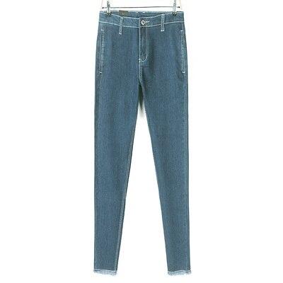 2018 однотонные джинсы 26A