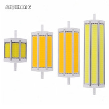 Hot Sale R7S COB SMD LED Floodlight Spot Corn Light Bulb Lamp 9W 13W 15W 20W Cool Warm White 78/118/135/189mm AC85-265V