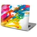 Venda quente top vinyl decal laptop adesivo de pele de impressão abstrato corte livre para apple macbook air pro retina 11, 12, 13, 15 polegadas