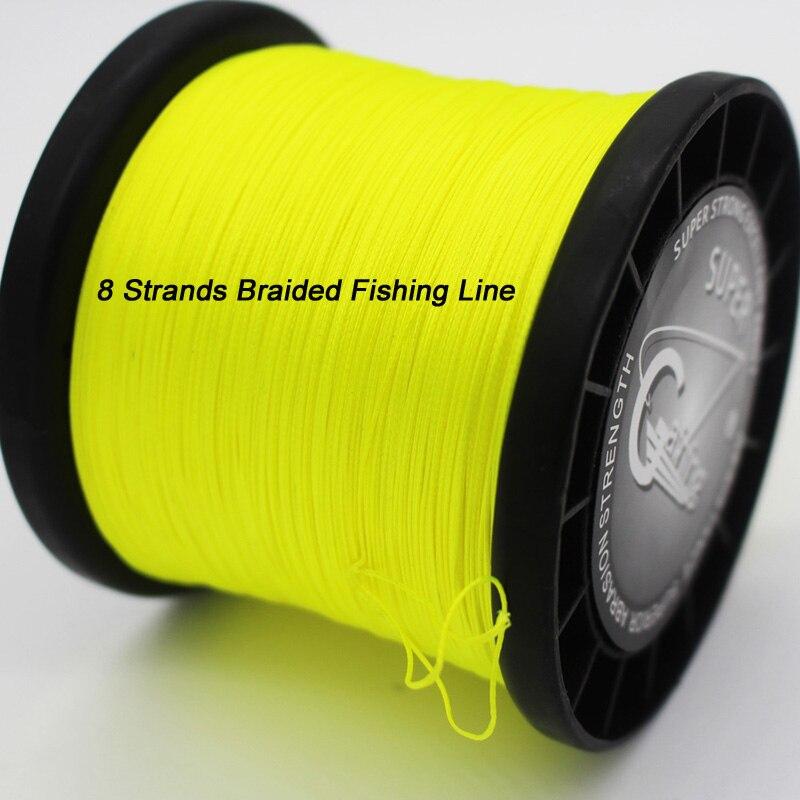 14SeaKnight Brand TriPoseidon Series 300M 330Yards PE Braided Fishing Line 4 stands 8LB 10LB 20LB 60LB Multifilament Fishing Line