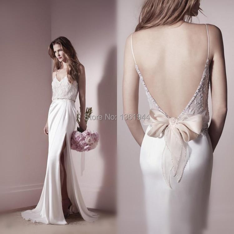 Satin Pink Wedding Dresses – Fashion design images