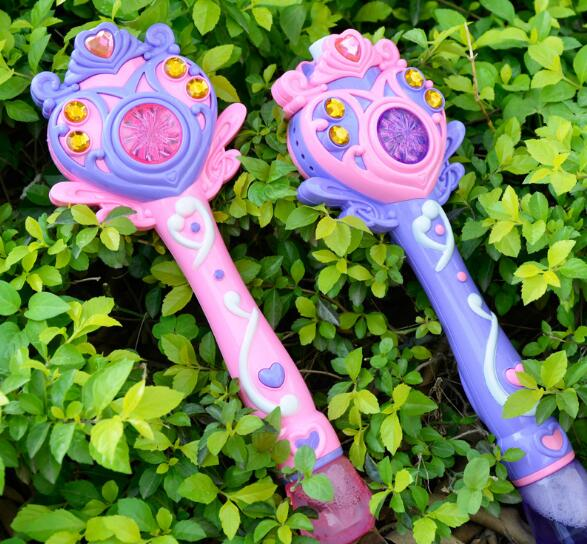 Fully-automatic-bubble-machine-magic-wand-bubble-gun-toy-bubble-with-music-and-light-children-party-gift-3