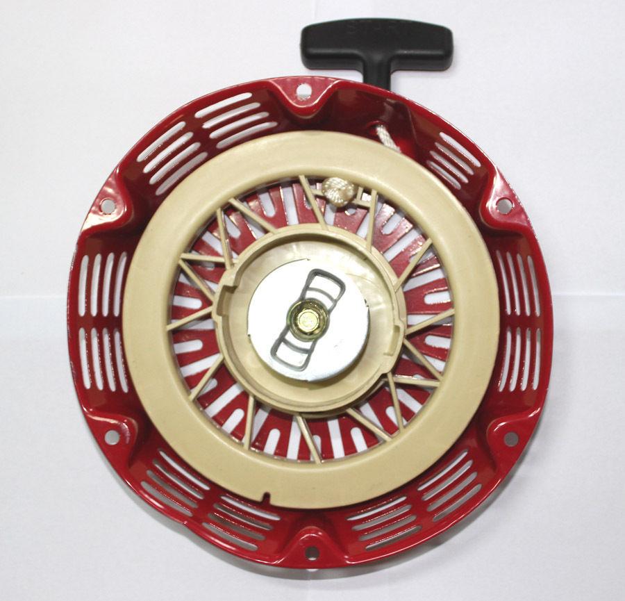 Új HONDA GX340 GX390 Vörös PULL START RECOIL - Elektromos szerszám kiegészítők - Fénykép 2