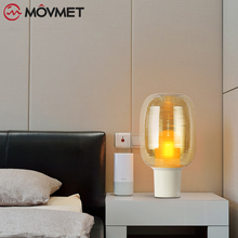 цены Nordic Wood Table Lamps Modern Stand Desk Lights for Study Reading Bedroom Beside Lamps Led Light Fixtures Luminarias Home Decor
