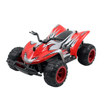Electric RC Car 1 22 Scale 4WD High Speed 4 Channels 2 4GHz Wireless Remote