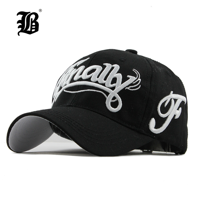 Baseball-Cap Snapback Hat Casquette Embroidery Vintage Fashion Women Casual Cotton FLB