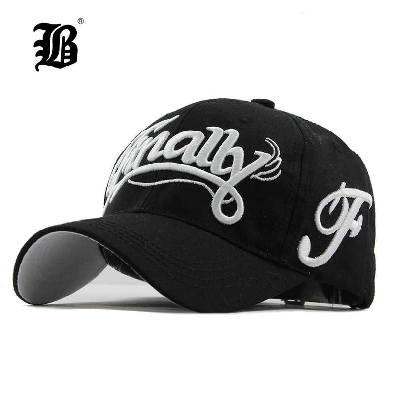 FLB 100% gorra de béisbol de algodón mujeres casual snapback sombrero para  hombres de 3370238701c