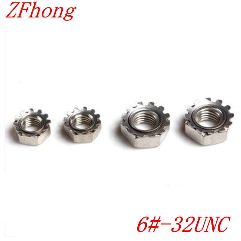 #6-32UNC x 3//4 Allen Bolt Hex Socket Head Cap Screws A2 Stainless Steel