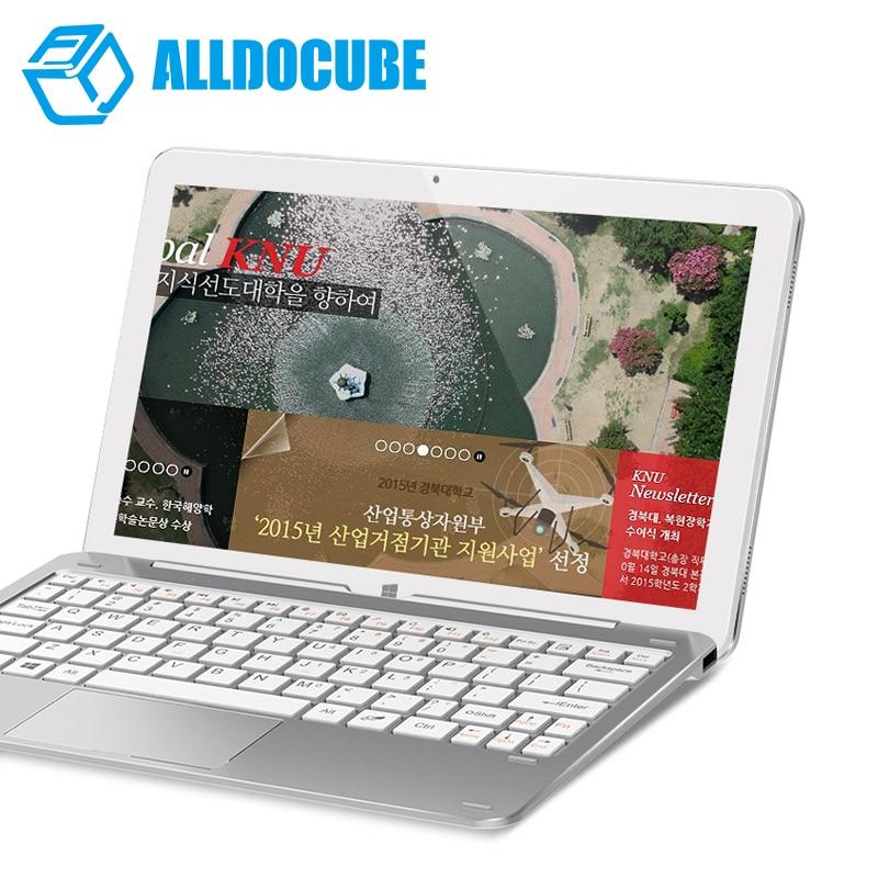 "Alldocube cube Mix plus 2 dans 1 Tablet PC 10.6 ""1920*1080 IPS intel Kabylake 7Y30 Dual Core"